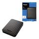 """Диск жесткий внешний SEAGATE (Maxtor) Original 1Tb, 2,5"""", USB 3.0, пластик, черный"""
