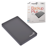 "Диск жесткий внешний SEAGATE Original BackUp Plus Portable Drive 1 Tb, 2.5"", USB 3.0, серый"