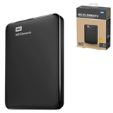 "���� ������� ������� WESTERN DIGITAL Elements Portable 1Tb, 2.5"", USB 3.0, ������"