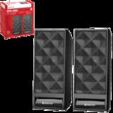Колонки компьютерные DEFENDER SPK 990, 2.0, 2×3 Вт, интерфейс 3,5 мм джек, питание от USB, пластик, черные