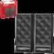 ������� ������������ DEFENDER SPK 990, 2.0, 2×3 ��, ��������� 3,5 �� ����, ������� �� USB, �������, ������