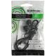 Наушники DEFENDER Basic 603, проводные, 1,1 м, вкладыши, черные
