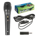 Микрофон DEFENDER MIC-129, проводной, кабель 5 м, черный