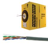 ������ ����� ���� POWER CUBE UTP, Cat 5�, �����������, 4×2×0,51 ��, ����, ����� 305 �, PC-UPC-5051E-SO