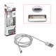 Кабель-переходник DEFENDER ACH-01, iPhone 5, New Ipad — USB(M) — Lighting(M), 100 см
