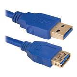 Кабель-удлинитель USB 3.0, M-F, 1,8 м, DEFENDER, для подключения периферии
