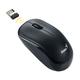 Набор беспроводной GENIUS SlimStar 8000ME, клавиатура, мышь 2 кнопки + 1 колесо-кнопка, черный