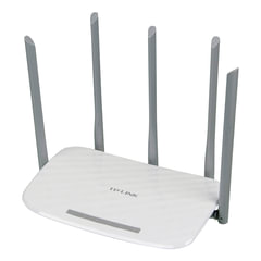 Маршрутизатор TP-LINK Archer C60, 5×100 Мбит, Wi-Fi 2,4+5 ГГц 802.11ac, 450+867 Мб
