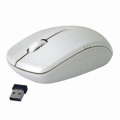 Мышь беспроводная DEFENDER MS-045, 2 кнопки + 1 колесо-кнопка, оптическая, серая