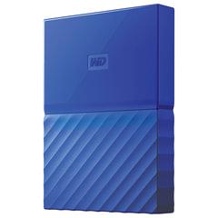 "Диск жесткий внешний WESTERN DIGITAL «My Passport», 1 Tb, 2,5"", USB 3.0, синий"