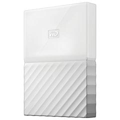 """Диск жесткий внешний WESTERN DIGITAL «My Passport», 1 Tb, 2,5"""", USB 3.0, белый"""