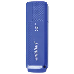Флеш-диск 32 GB, SMARTBUY Dock, USB 2.0, синий, SB32GBDK-B