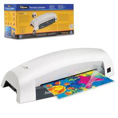 Ламинатор FELLOWES LUNAR, формат A4, толщина пленки 1 сторона 75-80 мкм, скорость — 30 см/<wbr/>минуту