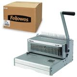 Переплетная машина для пластиковой пружины FELLOWES ORION, пробивает 30 л., сшивает 500 л., пружина 6-51 мм
