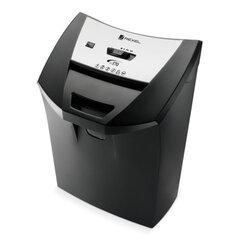 Уничтожитель (шредер) REXEL DELUXE CC175 (США), для 1-2 человек, 3 уровень секретности, 4×45 мм, 8 листов, 22 л, скобы, карты