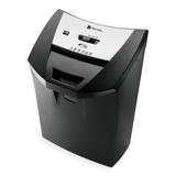 Уничтожитель (шредер) REXEL DELUXE CC175, для 1-2 человек, 3 уровень секретности, 4×45 мм, 8 листов, 22 л, скобы, карты