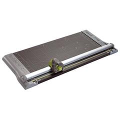 Резак REXEL роликовый A445, «4 в 1», A3 (США), 10 листов, металлическое основание, 4 стиля резки