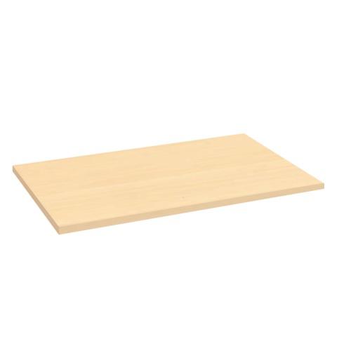 Столешница к столу для столовых, кафе, дома (1200×800 мм), ЛДСП, береза