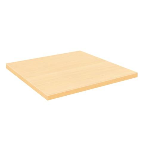 Столешница к столу для столовых, кафе, дома (800×800 мм), ЛДСП, береза