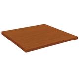 Столешница к столу для столовых, кафе, дома (800×800 мм), ЛДСП, вишня