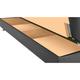 Диван раскладной «Модесто», 840×1900×900 мм, экокожа, черный