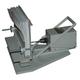 Станок для архивного переплета горизонтальный УПД 1, 250 Вт, с лотком, сшивка до 100 мм (950 л.)