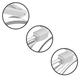 Резак BRAUBERG (БРАУБЕРГ) RS10, А4, 10 л., «5 в 1» (сабельный+роликовый 3 в 1+обрезчик углов), длина реза 330 мм