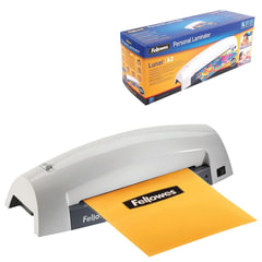 Ламинатор FELLOWES LUNAR, формат A3, толщина пленки 1 сторона 75-80 мкм, скорость — 30 см/<wbr/>минуту