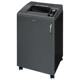 Уничтожитель (шредер) FELLOWES 4250C, для 20 человек, 4 уровень секретности, 4×40 мм, 27 листов, 120 л, скобы, скрепки, CD