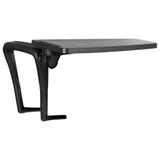 Стол (пюпитр) для стула «ИЗО», для конференций, складной, пластик/<wbr/>металл, черный