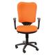 Кресло оператора CH-540AXSN с подлокотниками, оранжевое