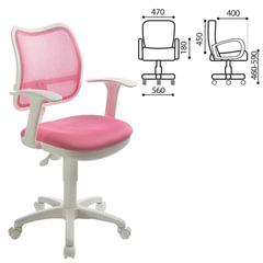 Кресло CH-W797/<wbr/>PK с подлокотниками, розовое