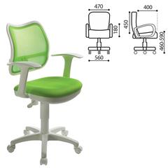 Кресло CH-W797/<wbr/>SD с подлокотниками, светло-зеленое