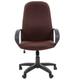 Кресло офисное «Фаворит», СН 279, высокая спинка, с подлокотниками, темно-коричневое