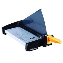 Резак FELLOWES сабельный FUSION, A3, длина реза 455 мм, 10 л., защитный экран