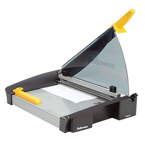 Резак FELLOWES сабельный PLASMA, A4, длина реза 380 мм, 40 л., защитный экран