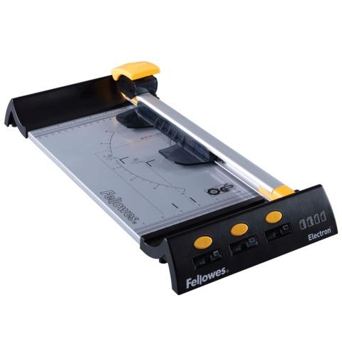 Резак FELLOWES роликовый ELECTRON, A4, длина реза 320 мм, 10 л., комплект ножей