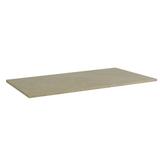 Столешница к столу для столовых 1200×800 мм, Corund 1003, ОСОБО ПРОЧНЫЙ ПЛАСТИК, мрамор валенсия