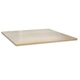 Столешница к столу для столовых 800×800 мм, Corund 3372, ОСОБО ПРОЧНЫЙ ПЛАСТИК, сосна лоредо