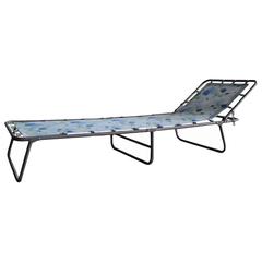Кровать раскладная (раскладушка), 1950×600×260 мм, на пружинах, без матраца, «Глория», ARNO
