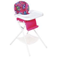 Кресло детское для кормления ДЭМИ КДС.03, съемный столик, цвет розовый/<wbr/>белый