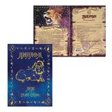 Диплом «Знаки зодиака», «Лев», формат А5, ламинированный
