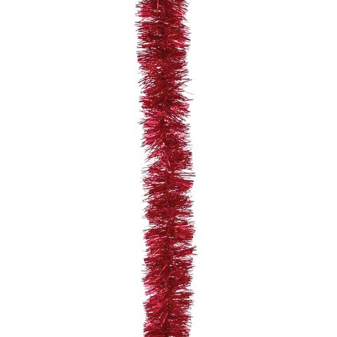 """Гирлянда """"Норка 1"""", 1 штука, диаметр 50 мм, длина 2 м, красная"""