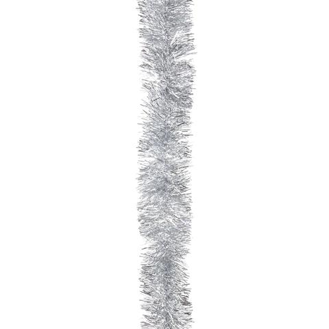 """Гирлянда """"Норка 1"""", 1 штука, диаметр 50 мм, длина 2 м, серебро"""