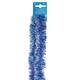 Гирлянда «Норка 1», 1 штука, диаметр 50 мм, длина 2 м, перламутровая синяя