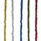 Гирлянда «Праздничная», 1 штука, диаметр 25 мм, длина 2 м, ассорти 5 цветов