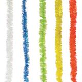 Гирлянда «Нежность», 1 штука, диаметр 25 мм, длина 2 м, ассорти 5 цветов