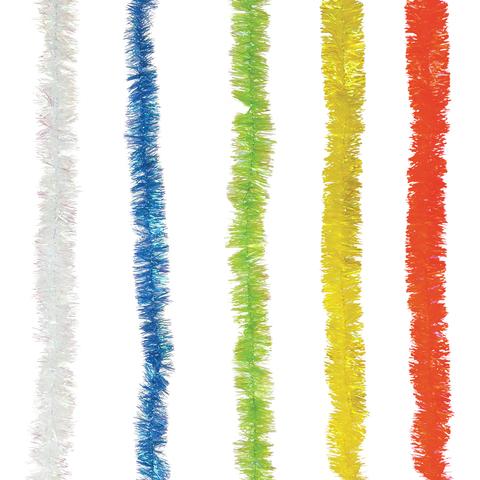 """Гирлянда """"Нежность"""", 1 штука, диаметр 25 мм, длина 2 м, ассорти 5 цветов"""