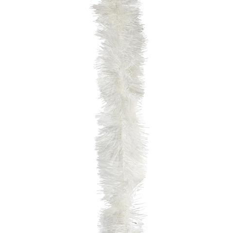 "Гирлянда ""Жемчуг"", 1 штука, диаметр 100 мм, длина 2 м, белая"
