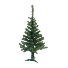 Ель искусственная «Уральская», 120 см, зеленая